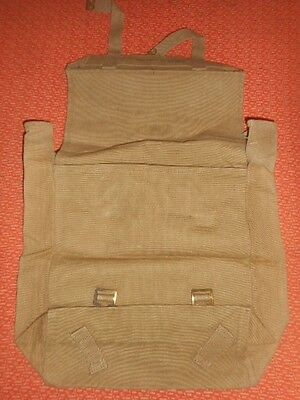 G.britain Army : Wwii1941   - Big Backpack Haversack Wwii 1941 Nice