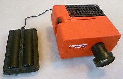 Vintage Photography - Viewmaster 6v 3w (Child's) Projector - Belgium Circa 1970s