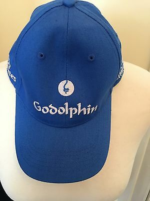Godlphin Unused Baseball Cap Hat  Horse Racing