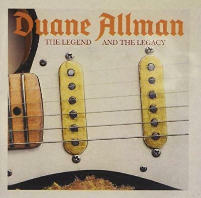 Duane Allman - The Legend And The Legacy (NEW 2CD)