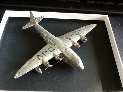 Dinky Vintage Aircraft No 60R 'Cambria' Empire Flying boat G-A DUV