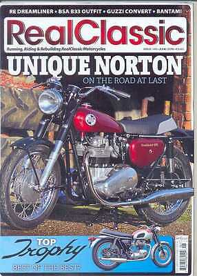 REAL CLASSIC No.146 / June 2016 (NEW) *Post included to UK/Europe/USA
