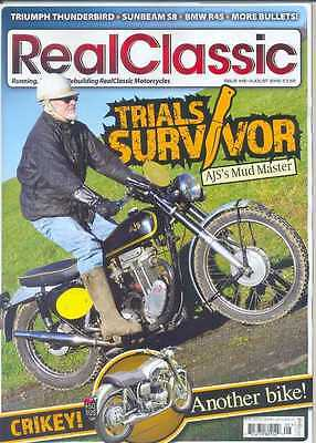 REAL CLASSIC No.148 / August 2016 (NEW) *Post included to UK/Europe/USA