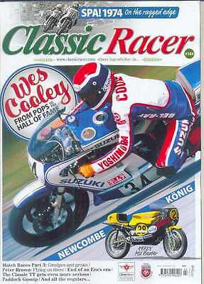 CLASSIC RACER No.184 Mar/Apr 2017 (NEW COPY)*Post included to UK/Europe/USA/Cana