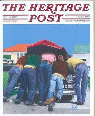 The Heritage Post Magazine - Issue 21 / April 2017 (NEW COPY),