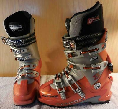 GARMONT She-Ride AT All Terrain Ski Boots Size 24.0 CM 7 US 38 EUR