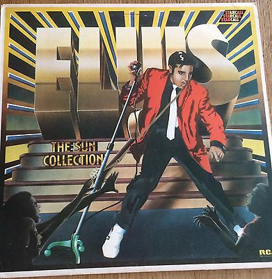 "Elvis Presley The Sun Collection 12"" Record/Vinyl/LP"