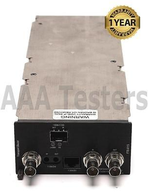 EXFO FTB-8115 Transport Blazer Network Testing Module For FTB-200 FTB200 FTB8115