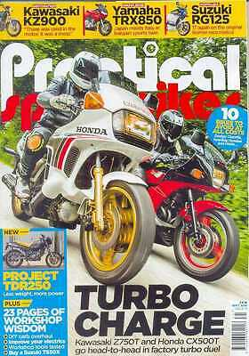 PRACTICAL SPORTSBIKES N.71-70,80,90's Bikes(NEW)*Post included to UK/Europe/USA