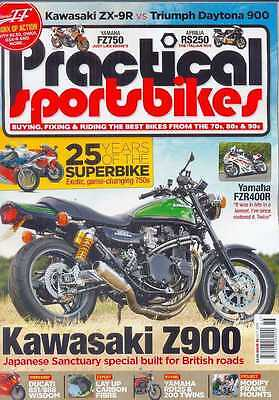 PRACTICAL SPORTSBIKES N.36-70,80,90's Bikes(NEW)*Post included to UK/Europe/USA
