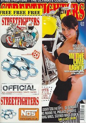 STREETFIGHTERS Magazine No.153 November 2006 (NEW COPY)
