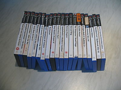 Bundle collection of 103 assorted video games need cleaning Dreamcast PS2 PS1