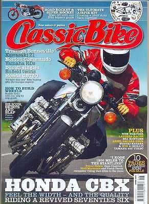 CLASSIC BIKE-JUNE 2010 issue (NEW)*Post Included To UK/Europe/USA/Canada