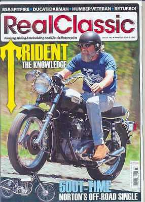 REAL CLASSIC No.143 / March 2016 (NEW) *Post included to UK/Europe/USA