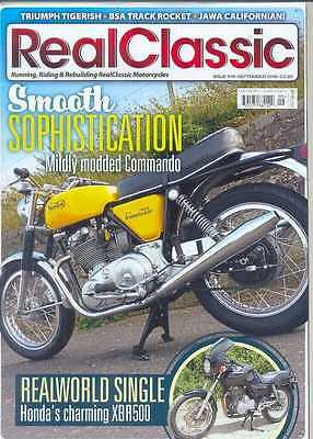 REAL CLASSIC No.149 / September 2016 (NEW) *Post included to UK/Europe/USA
