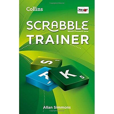 Scrabble Trainer - Paperback NEW Allan Simmons 05/05/2016