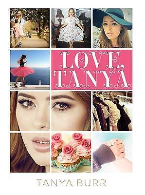 Love, Tanya by Tanya Burr (Hardback, 2015)
