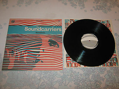 """THE SOUNDCARRIERS """"Entropicalia"""" LP ghost box broadcast stereolab"""