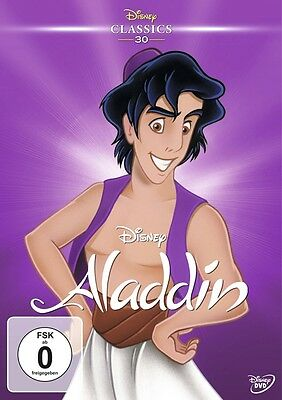 Ron Clements - Aladdin, 1 DVD
