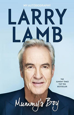 Mummy's Boy: My Autobiography - Paperback NEW Larry Lamb 2012-03-15