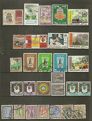 Saudi/Qatar - Modern Fine Used Selection (28v)