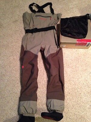 NIB Redington Sonic-Pro Fishing Breathable Premier Waders Stockingfoot Men's L