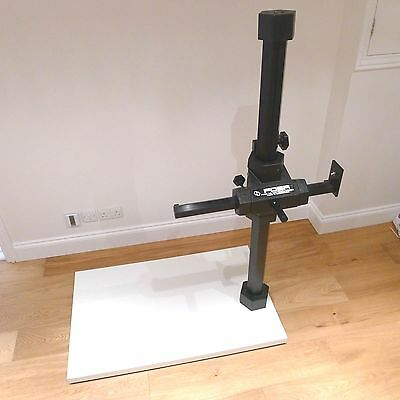 FOBA REPRO Photographic Reproduction Copy Stand
