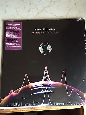 "Rae & Christian - Mercury Rising Double 12"" Ltd Album"