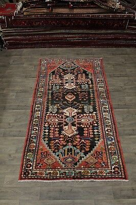 Special S Antique Tribal Nahavand Hamedan Persian Area Rug Oriental Carpet 5X10