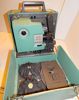 16 mm Film Projektor von Bell & Howell - Model: TQ III - 1692 DA