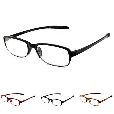 UK Women Men Flexible Reading Glasses Readers Strength Presbyopic Glasses