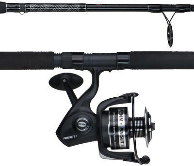 Penn Pursuit II 5000 7' MH 1 Pc Rod & Reel Spinning Combo PURII5000701MH