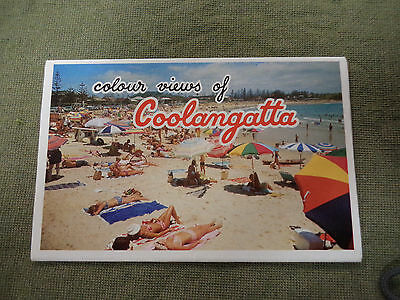#D300. 1960/70s  SOUVENIR VIEW  FOLDER - COOLANGATTA, QUEENSLAND