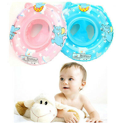 Swimming Ring/Seat Handles  Baby Safety Aid Float Pool Beach Swim-Trainer Fun
