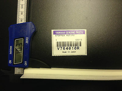 NEW Original Yamaha Clavinova V764010R lower felt for GH3 and NW keyboards