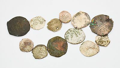Medieval Poole - copper coins of the Golden Horde