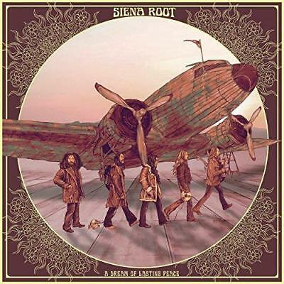 Siena Root - A Dream Of Lasting Peace (NEW CD)