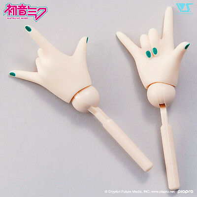 Volks Dollfie Dream DD3-H-09-MK Love Nico Hands Semi-white Skin for Hatsune Miku