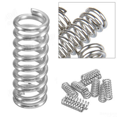 10Pcs Springs Steel High Quality Flexible Sturdy Heavy Compression Extension