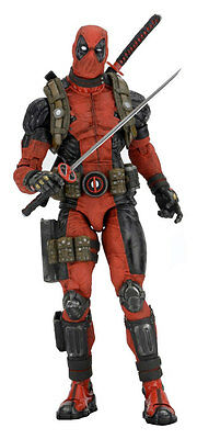 Marvel Comics DEADPOOL 1/4 45cm Figur NEU+OVP NECA
