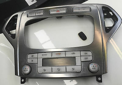 Ford Mondeo Mk4 2007 2008 2009 2010 Heater Control Air Con Switches