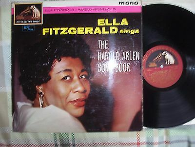 ELLA FITZGERALD - Sings The Harold Arlen Song Book (Vol 2) -Original Mono LP