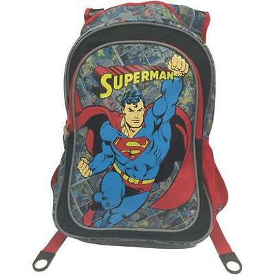 Superman - Urban Turtle Backpack / Rucksack - New & Official DC Comics With Tag