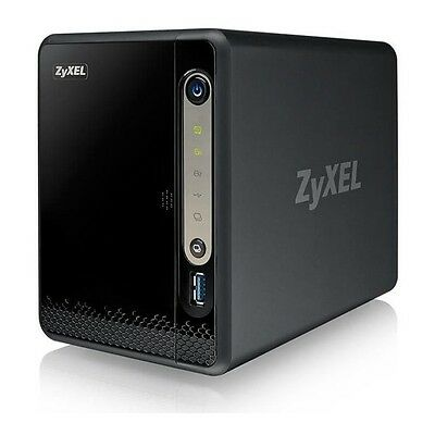 ZYXEL Nas NAS326 2-Bay Personal Cloud Storage [B0536125]