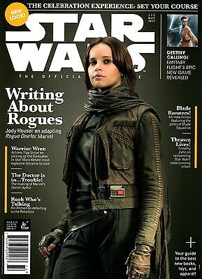 Star Wars Insider Magazine #172. Newsstand Edition (Titan)