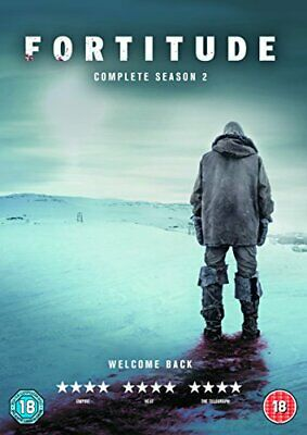 Fortitude - Season 2 [DVD + Digital Download] [2017] - DVD  YFVG The Cheap Fast