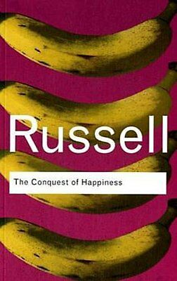 Bertrand Russell / The Conquest of Happiness9780415378475