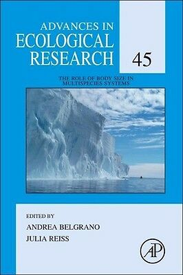 / Advances in Ecological Research 45 /  9780123864758