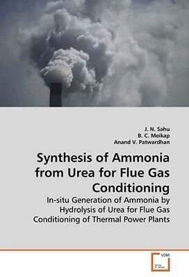 J. N. Sahu / Synthesis of Ammonia from Urea for Flue Gas Con ... 9783639262063
