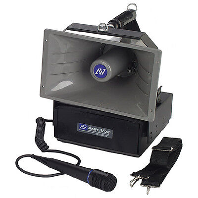 Amplivox S610a Wired Half Mile Hailer